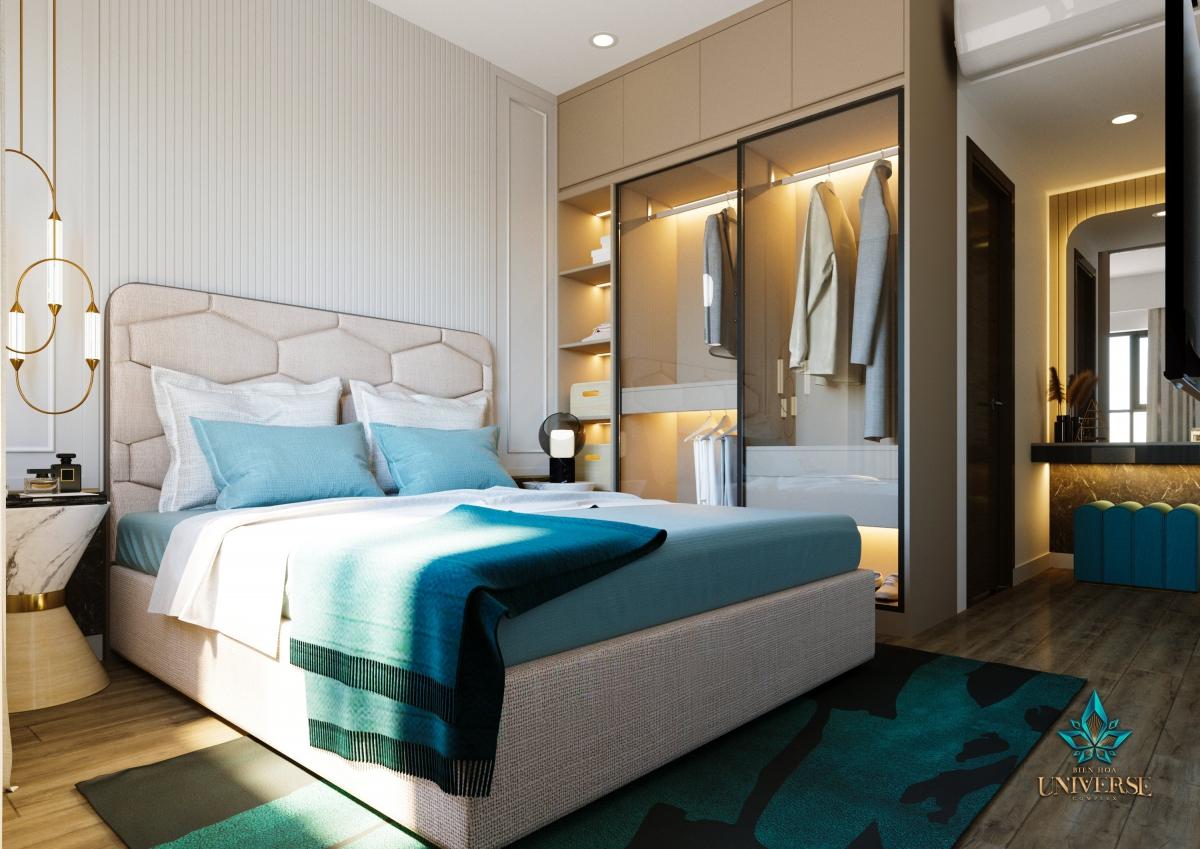 Phong ngủ căn hộ
