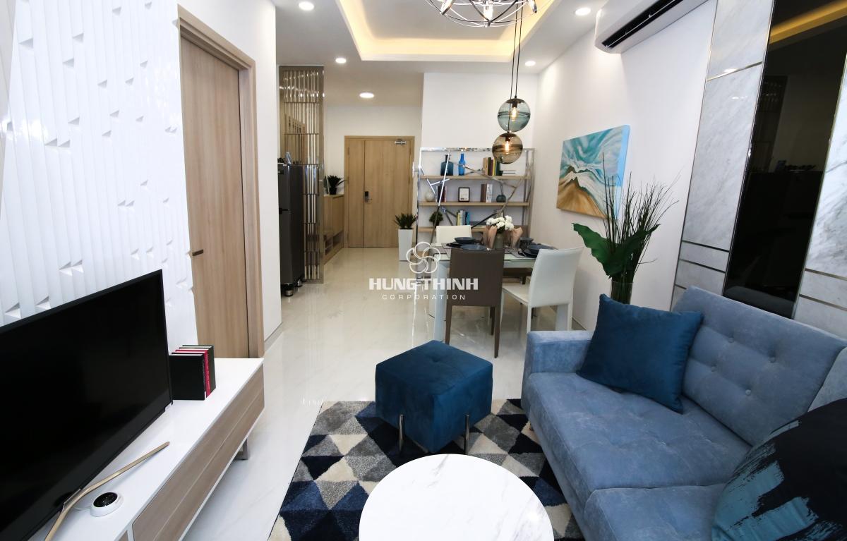 phòng khách q7 saigon rivrside complex