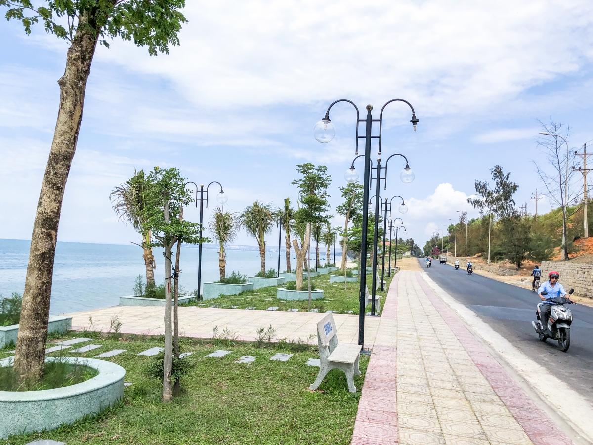 công viên tại dự án